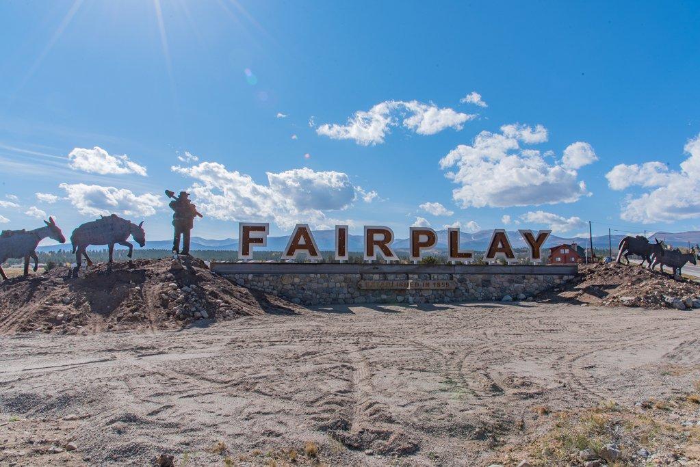 fairplay colorado landscape